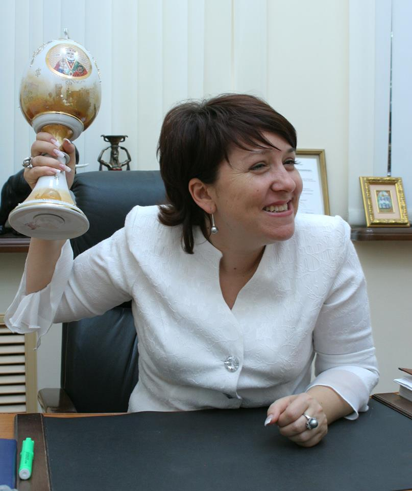 Экс-мэр Волгограда Ирина Гусева  получила мандат депутата Госдумы