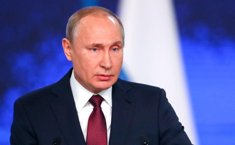 Путина попросили вернуть на должность руководителя спорткомитета мэрии Волжского