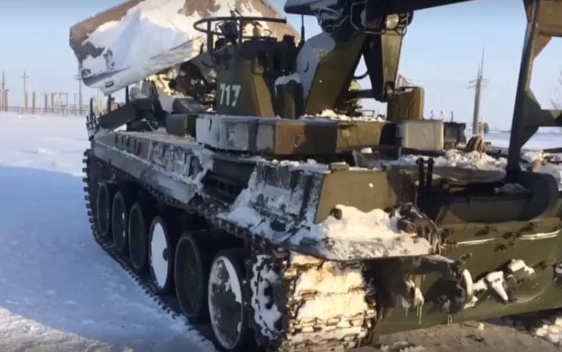 Военные спасли жителей 10 сел в Волгоградской области