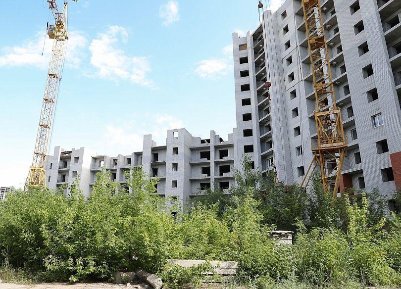 Дольщики дождались возобновления строительства ЖК «Атлант» в Волгограде