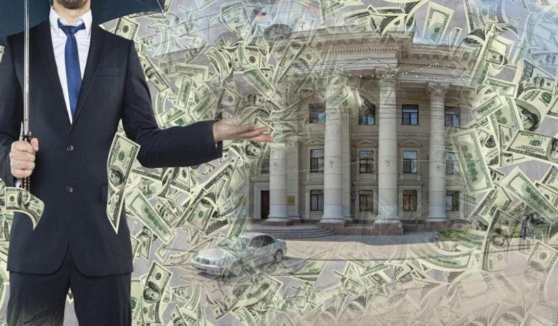 Почти все население Волгограда уверено: чиновники воруют деньги