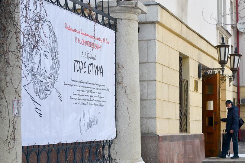 Чиновники разрешили волгоградскому театру НЭТ показывать любимые зрителями спектакли
