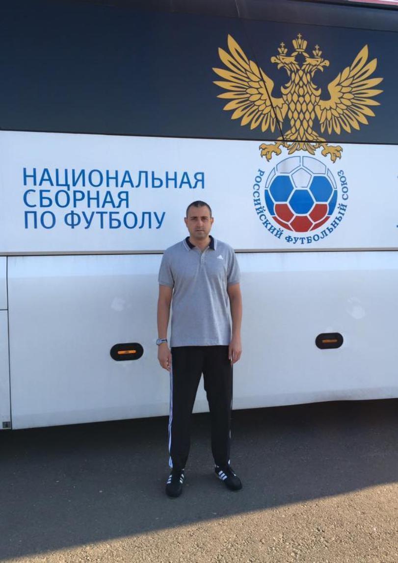 Отставка в исполкоме Волгоградской федерации футбола