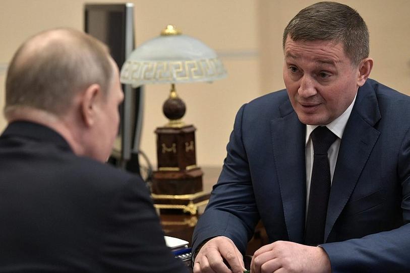 Андрей Бочаров был среди тех, кто пытался не допустить избрания Владимира Путина президентом России