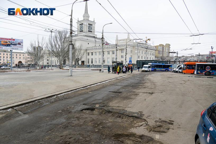 Позорище, конечно, - экс- мэр Волгограда о состоянии вокзала