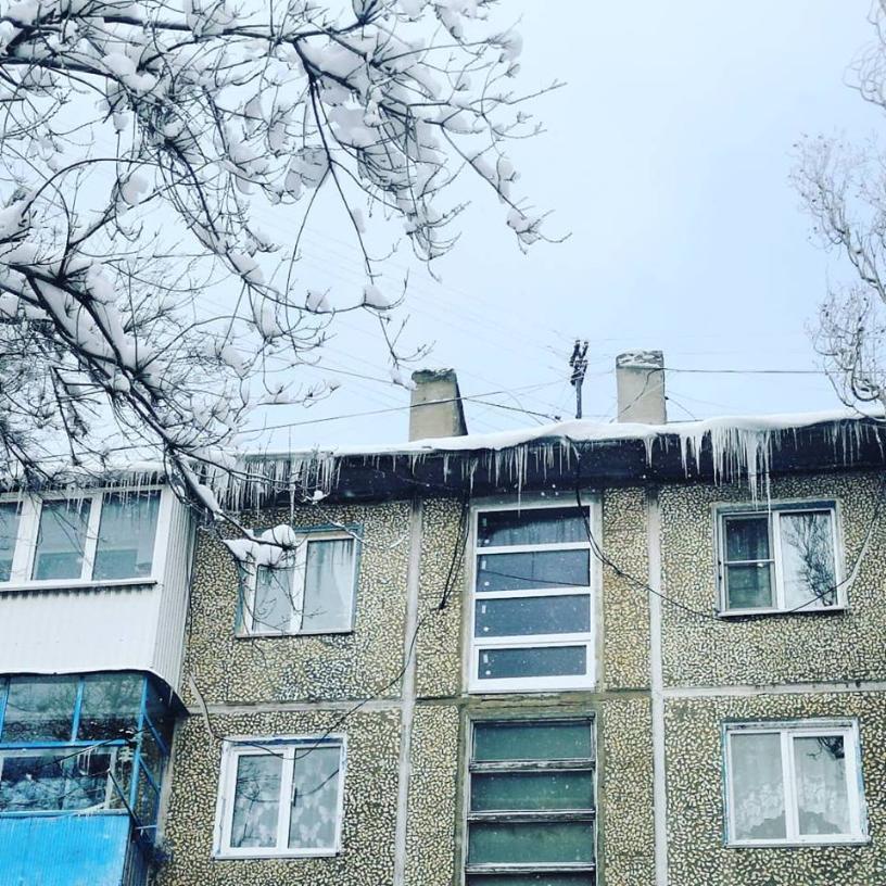 Волгоградский блогер сообщил об угрозе жизни от сосуль
