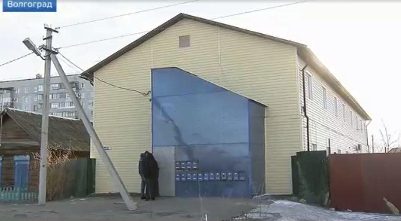 Жильцы многоквартирного дома в Волгограде могут оказаться бездомными
