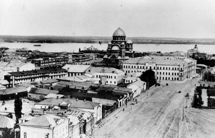 Ельшанка, Спартановка, Бекетовка: история микрорайонов Волгограда