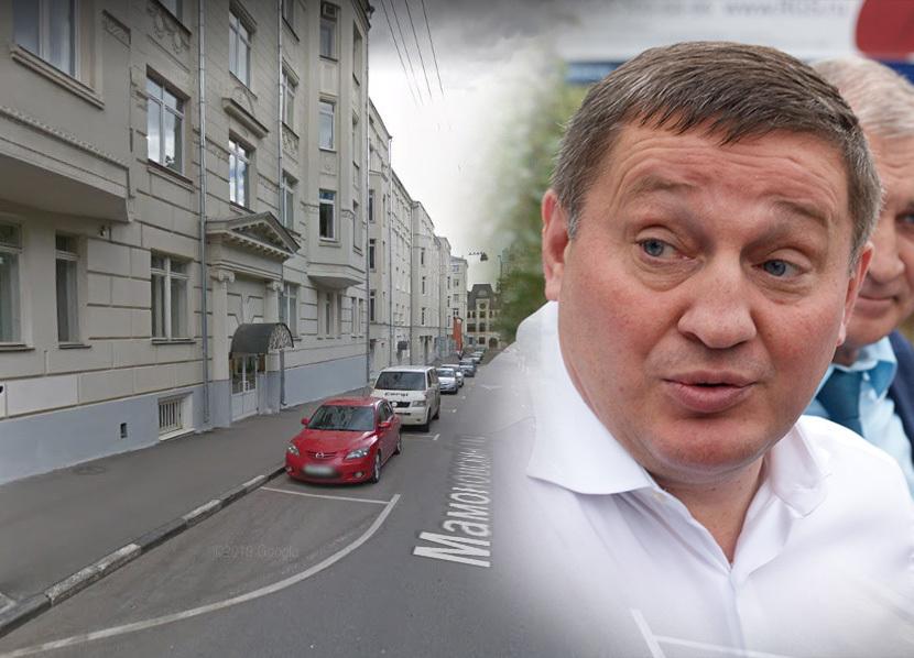 Офис в центре Москвы напротив посольства Нигерии обошелся волгоградским чиновникам в 8,3 млн рублей ежегодно