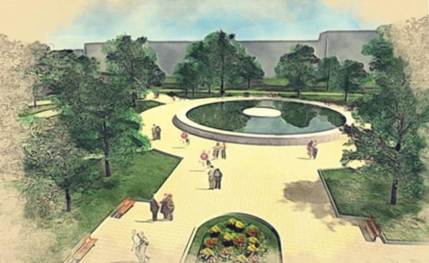Парк «Центр народной дипломатии» появится в Советском районе Волгограда