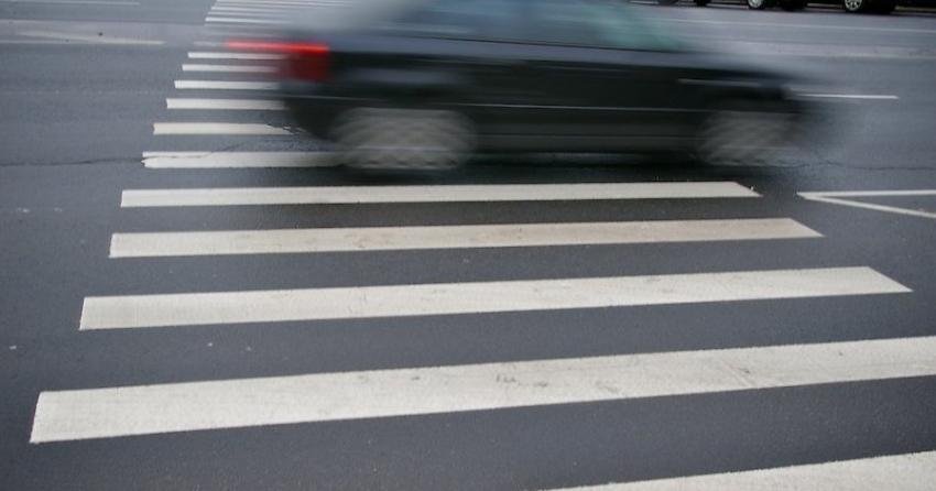 Насевере Волгограда шофёр сбил пешехода и исчез сместа ДТП