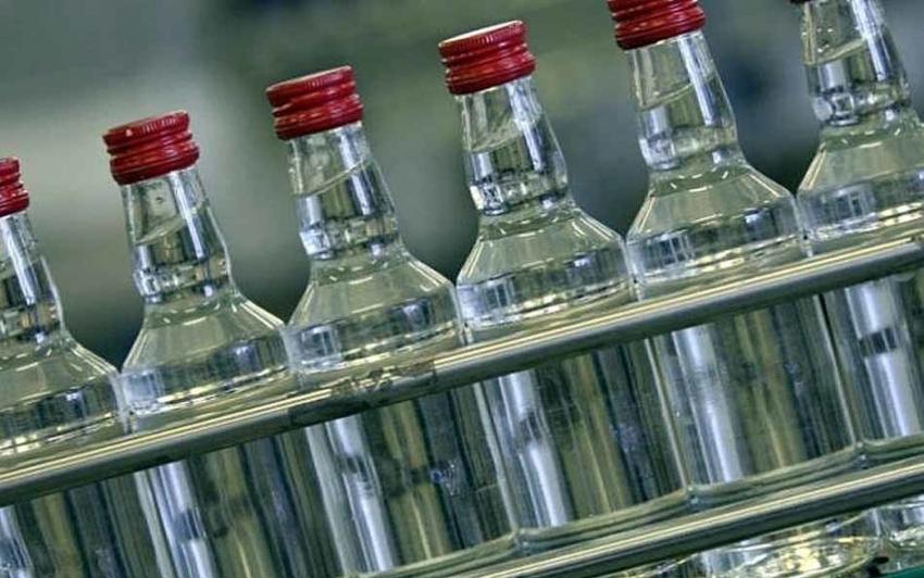 ВМихайловке группа лиц занималась преступным производством алкоголя