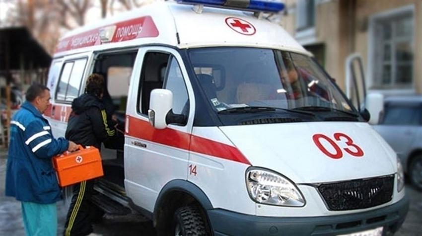 Вволгоградскую поликлинику  поступил годовалый ребенок сотравлением газом