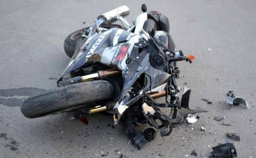 Под Волгоградом вДТП умер 29-летний мотоциклист