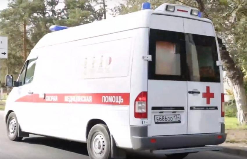 ВВолгоградской области из-за пожара погибла пенсионерка