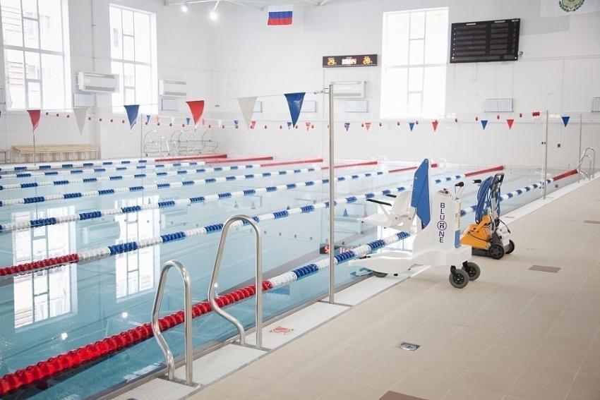 Бочаров: молодые пловцы изЦСП будут заниматься набазе нового бассейна медуниверситета