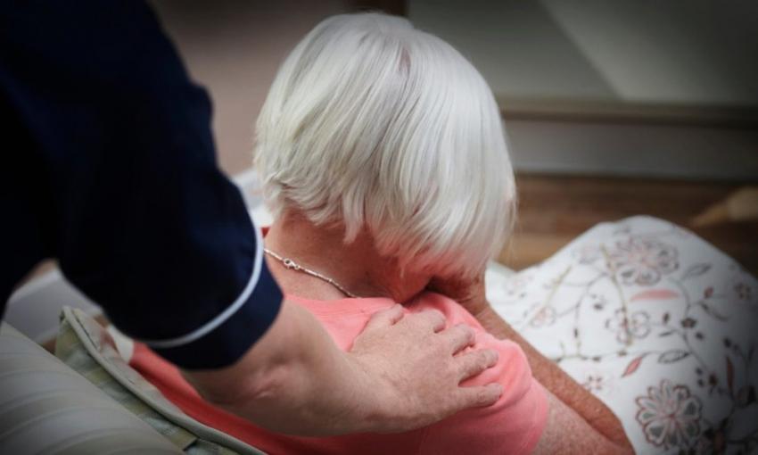 ВВолгоградской области отдействий насильника пострадала старушка 85 лет
