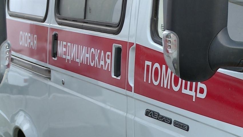 Наюге Волгограда перевернулась Шкода Octavia: две пенсионерки в клинике