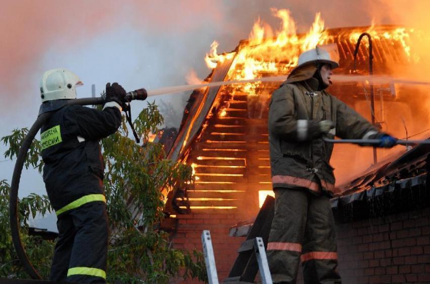 Пожар вСреднеахтубинском районе: погибла 11-летняя девочка