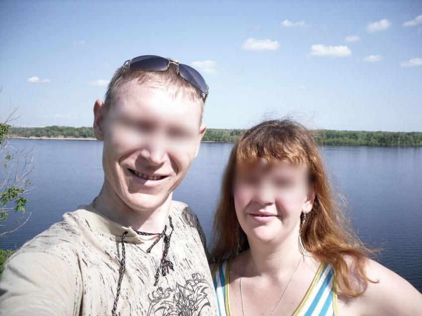 скс с мужом