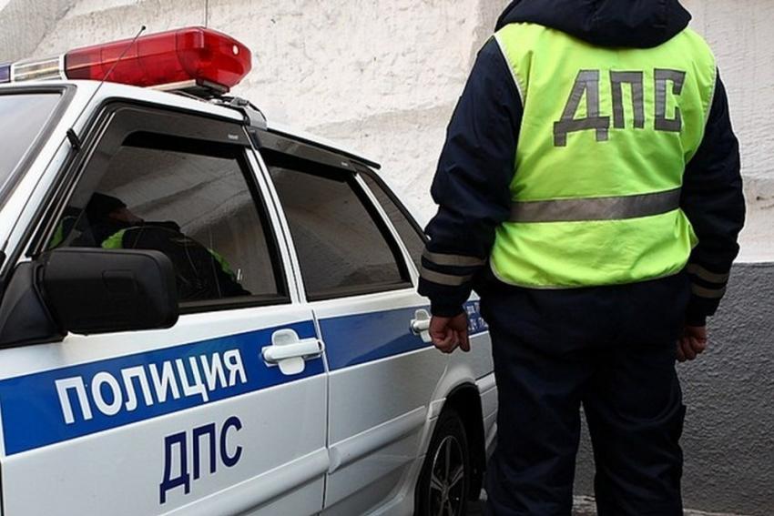 Волгоградская милиция задержала водителя, скрывшегося сместа ДТП