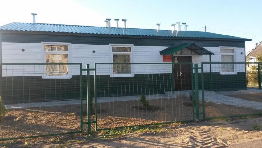 Новый фельдшерско-акушерский пункт открылся вВолгоградской области