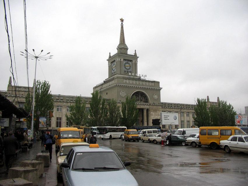 В Волгограде на Привокзальной