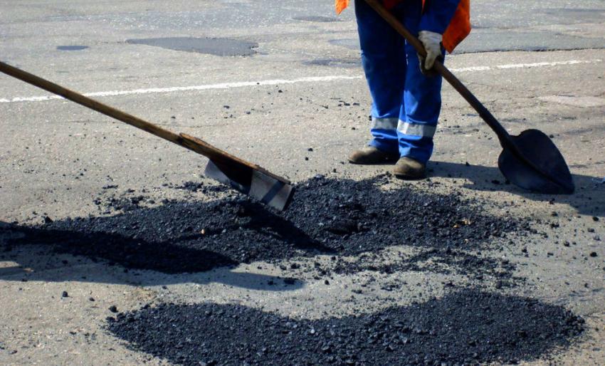 ВВолгограде загод обновят около 1,5 млн квадратных метров дорог