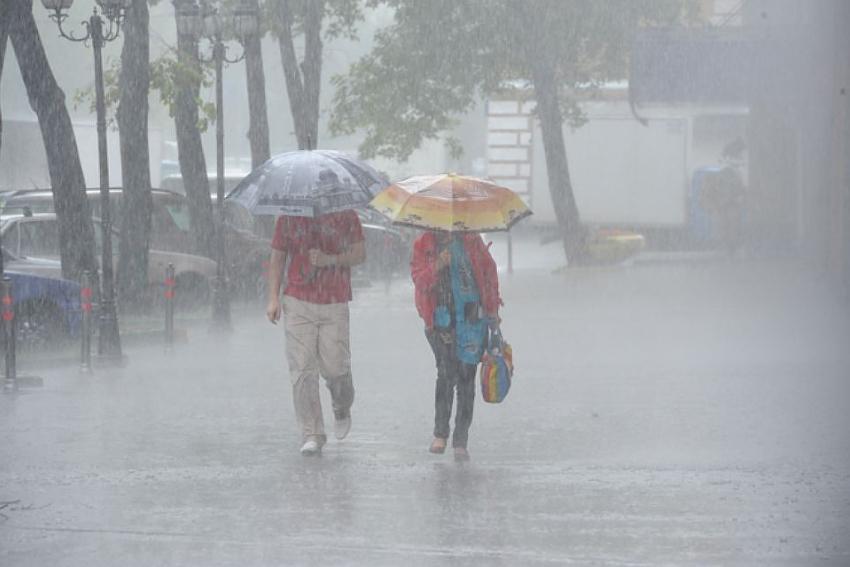 ГУМЧС объявило штормовое предупреждение вВолгоградской области