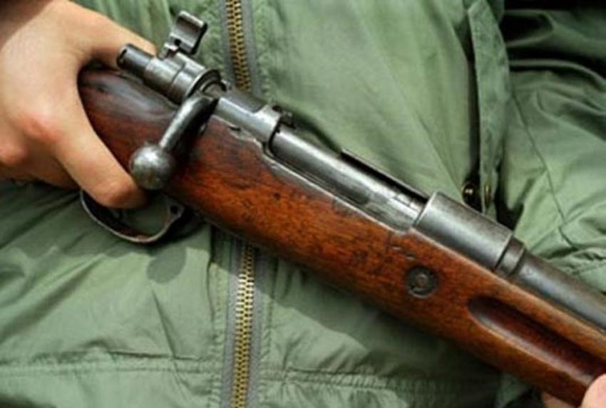 Гражданин Калачевского района наберегу Дона палил изружья поотдыхающим
