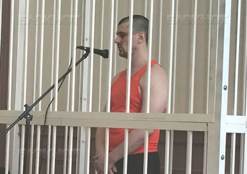 Подозреваемый в пособничестве в убийстве Брудного Александр Геберт  попытался выйти из СИЗО