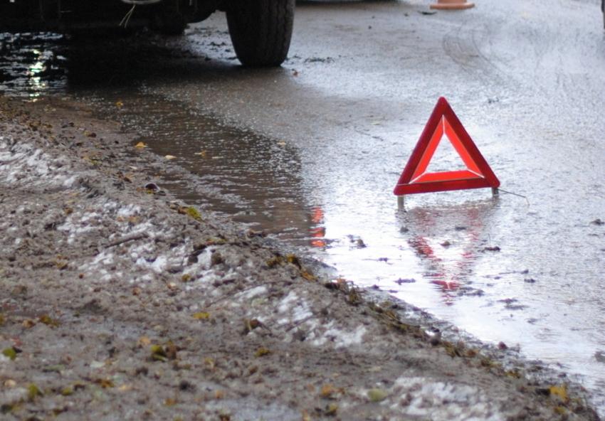 Шофёр сбил 8-летнюю девочку под Волгоградом