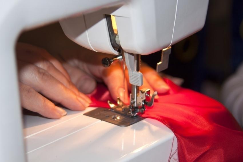 Как научиться шить на машинке старой