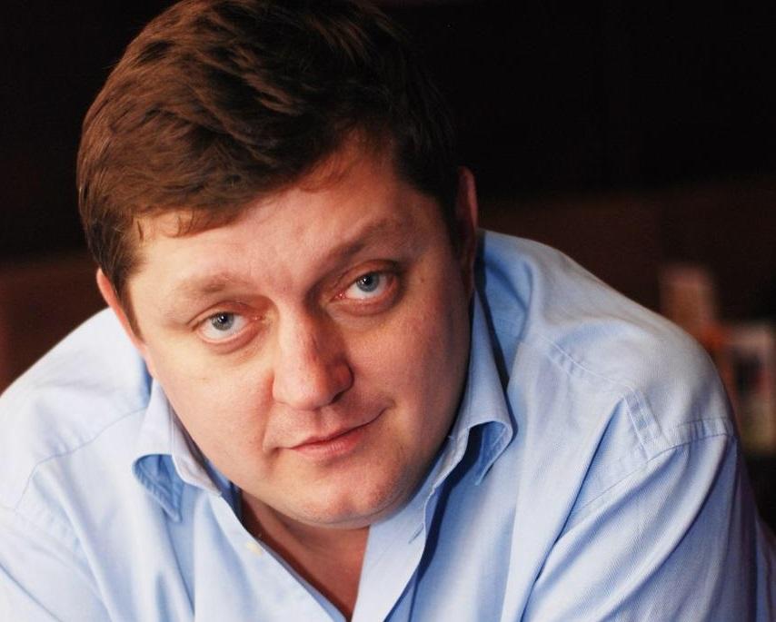 С днем рождения, Олег Владимирович!
