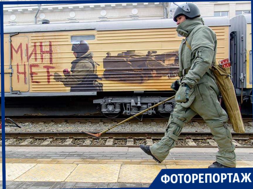 Сирийские военные трофеи попали в объектив волгоградского фотографа