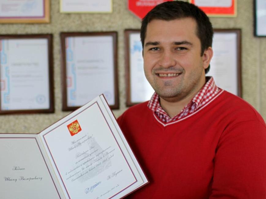 Самый молодой руководитель комитета администрации Волгограда уходит работать к Путину