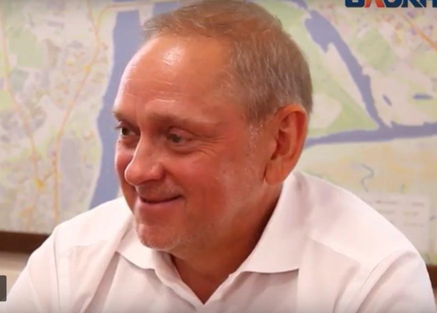 Мэр Волжского признался, что качается 2 раза в неделю
