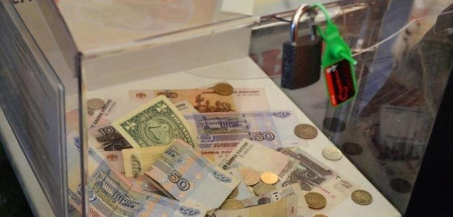 В Волгограде из магазина на Чуйкова украли ящик с пожертвованиями для бездомных животных