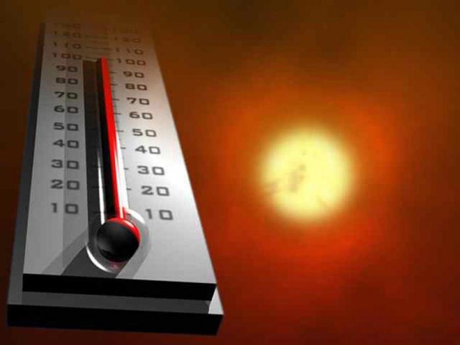 В Волгоград придет жара