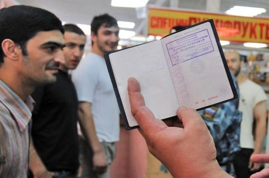 Жительница Волгограда прописала у себя 69 азербайджанцев, узбеков и таджиков