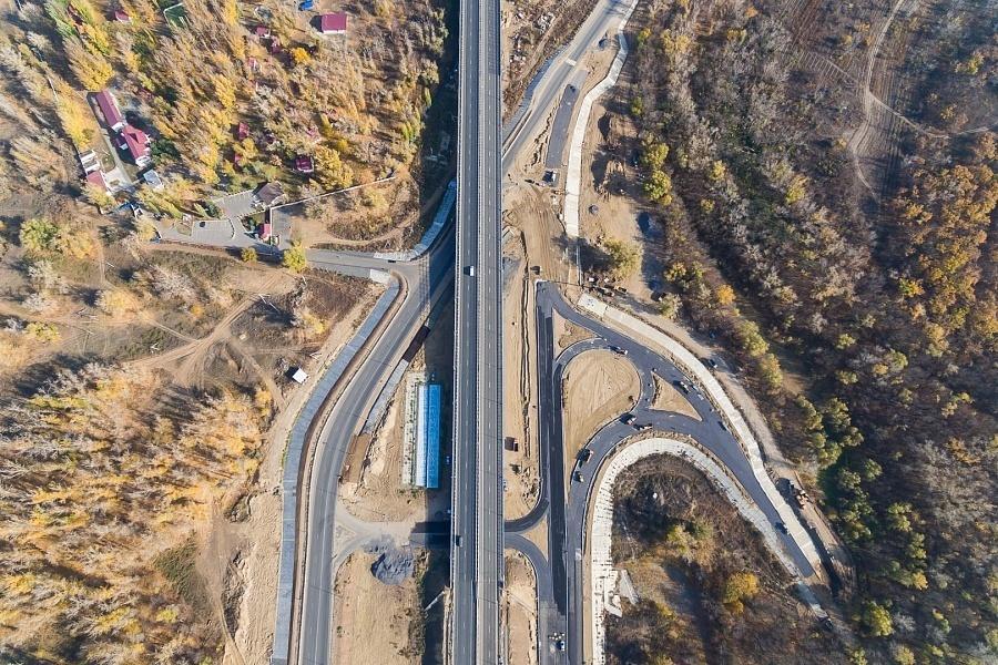 Новый мост через Ахтубу со всеми развязками обещают достроить в 2019 году