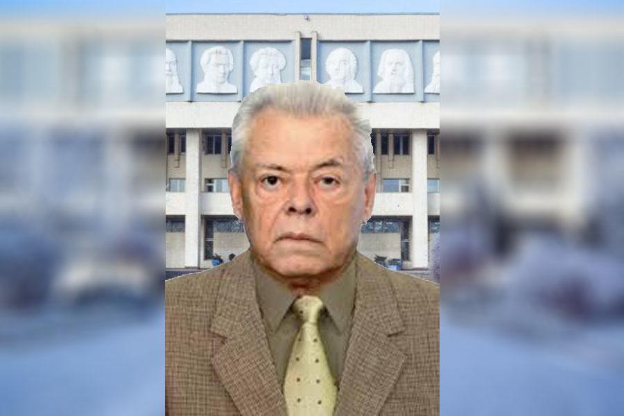 Скончался волгоградский профессор Виталий Смирнов