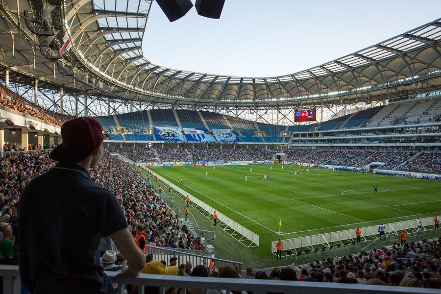 Что будет с «Волгоград Ареной» после ЧМ-2018