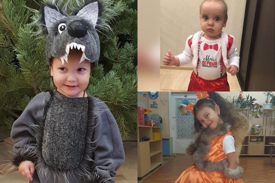 Объявляем победителей в конкурсе «Лучший детский новогодний костюм»