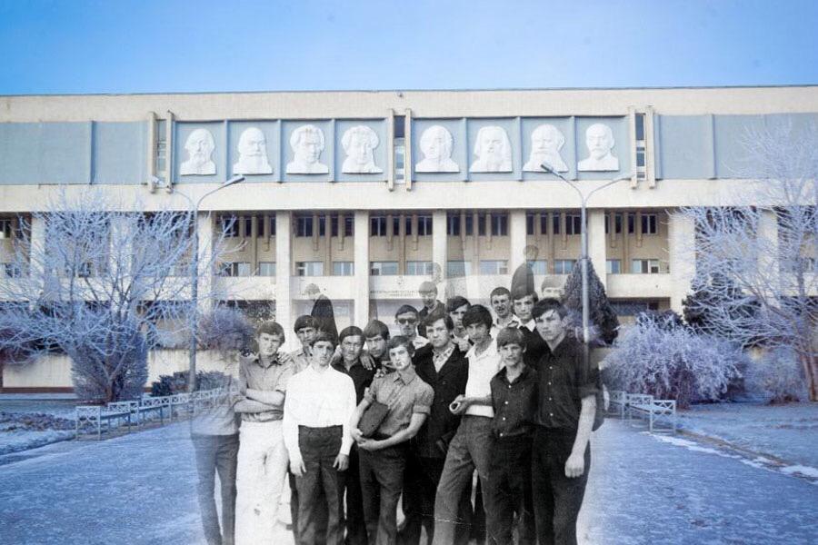Тогда и сейчас: Волгоградский государственный университет начался со слова