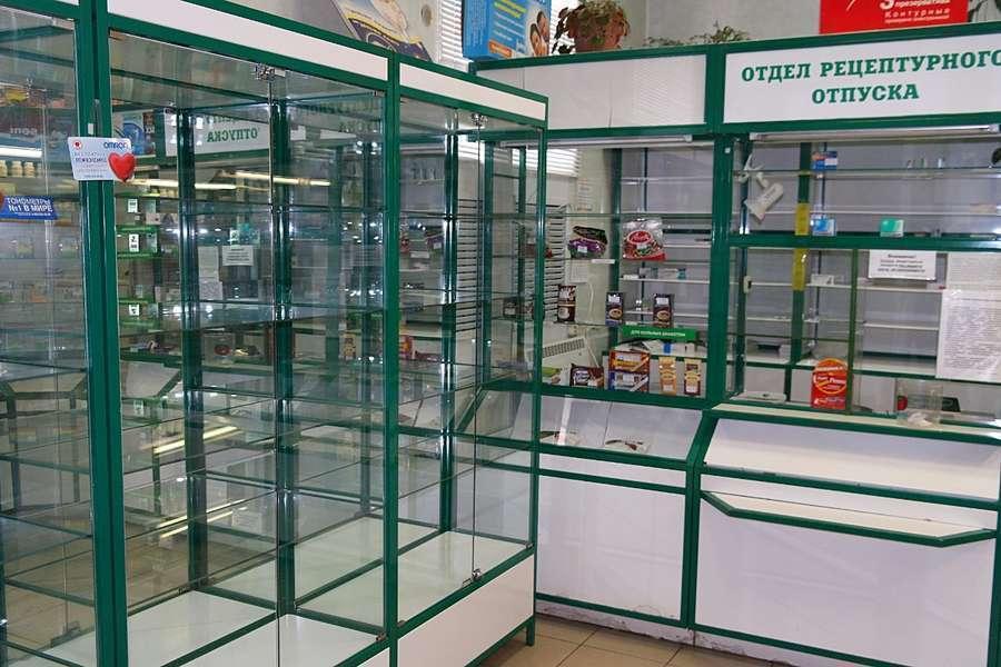 В аптеках Волгоградской области не было даже минимального ассортимента лекарств