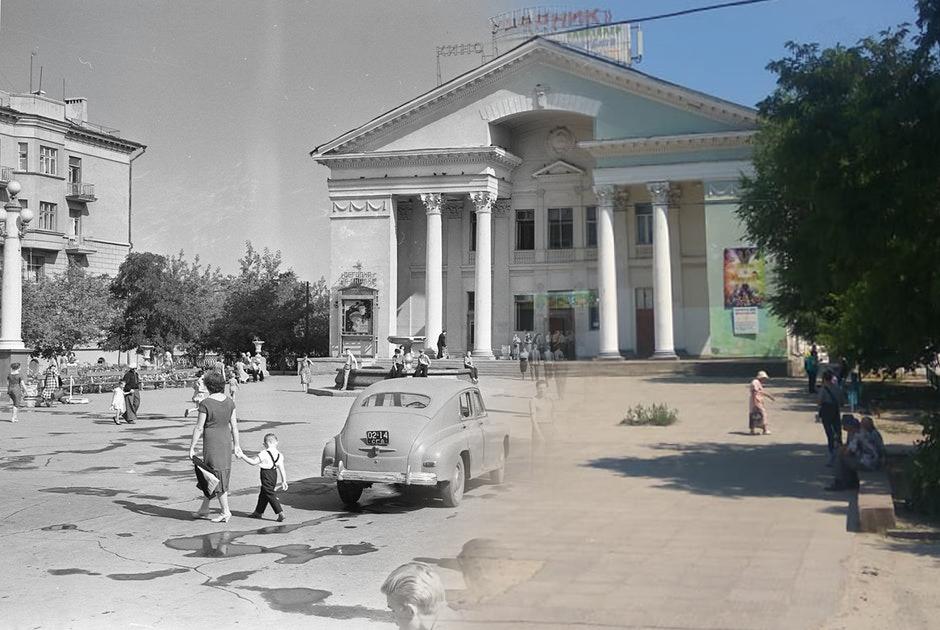 «Тогда и сейчас»: «Ударник» открыл для жителей Сталинграда эру звукового кино