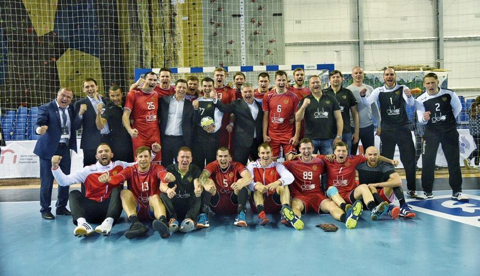 Волгоградский вратарь помог сборной России пробиться на чемпионат мира