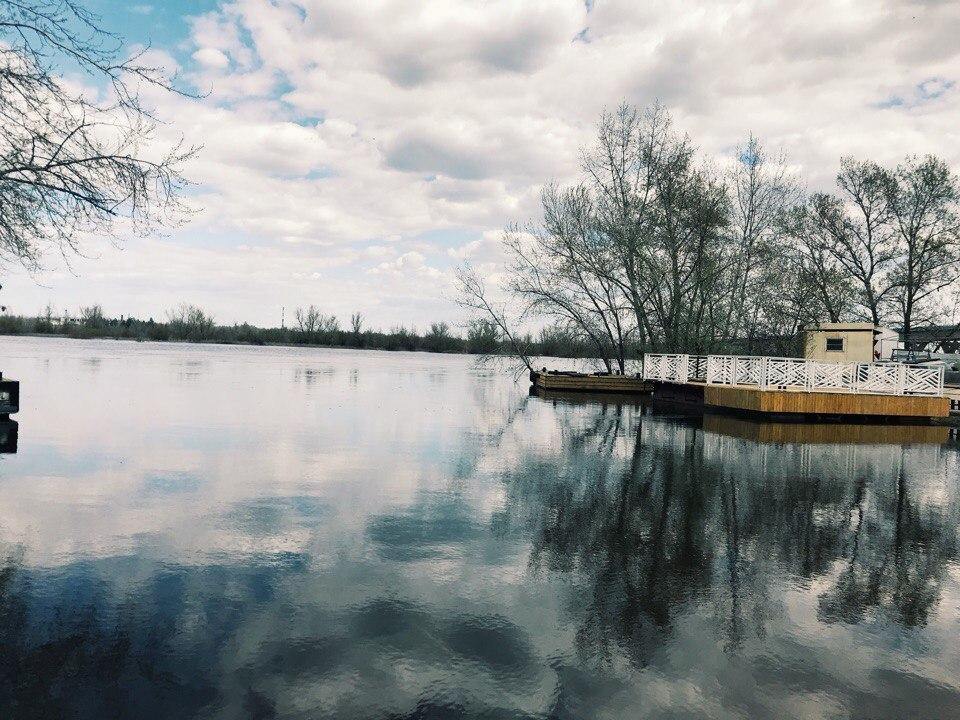 Сезон дождей и свинцового неба начался в Волгограде