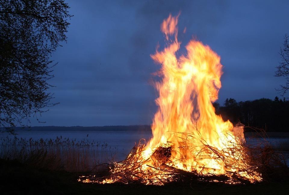 Трое суток в Волгоградской области ожидается чрезвычайная пожароопасность